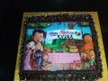 Bheem & friends Cake