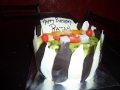 Exotic Fruit Cake